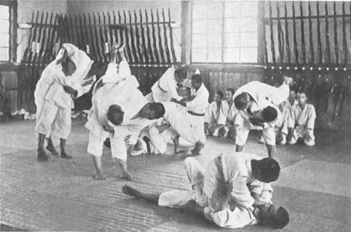 Jujitsu Dojo Shiseikan Paris 15ème