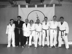 Jujitsu adultes printemps