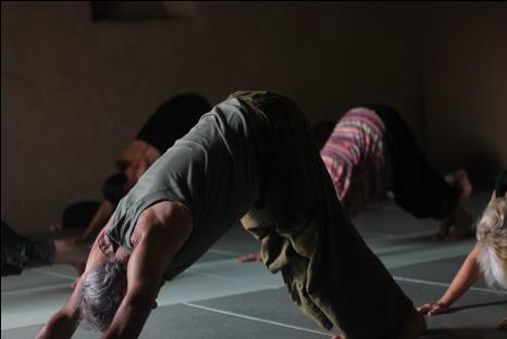 stage de yoga en ardèche